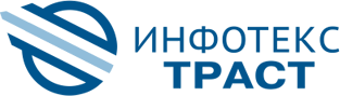 Логотип Инфотекс Интернет Траст