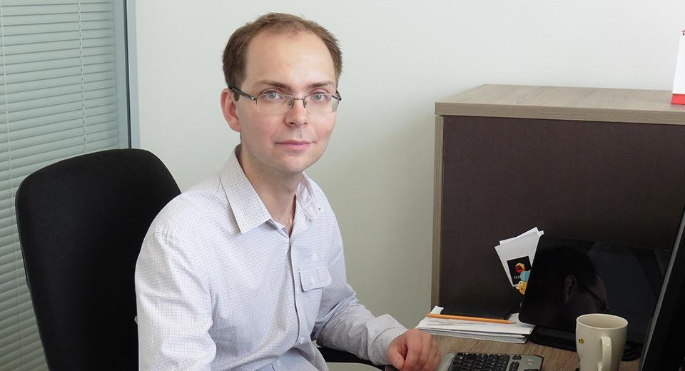 Кирилл Гаврилов Директор по развитию РЕАК СОФТ