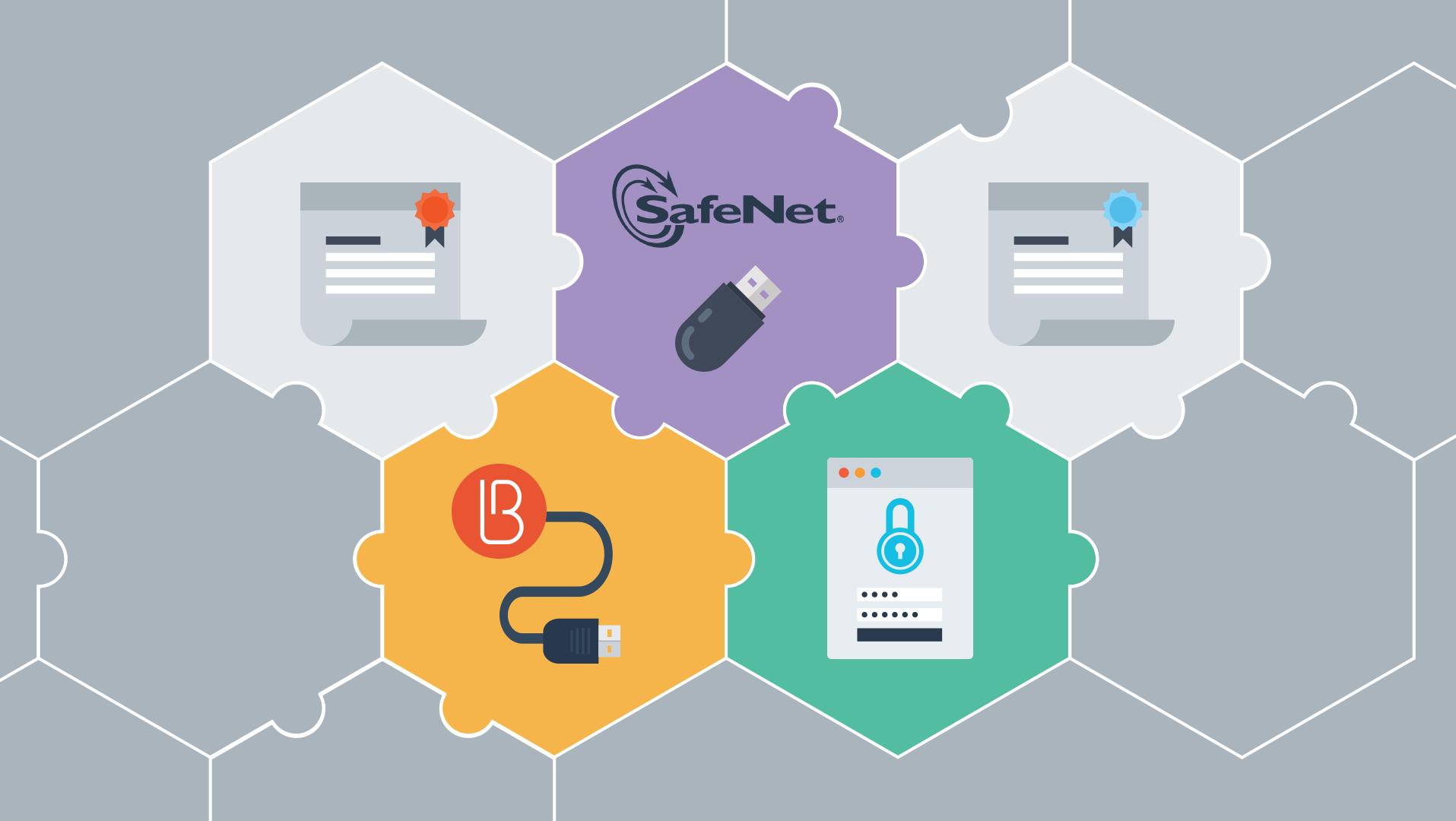 Подтверждена совместимость сервера аутентификации Blitz Identity Provider и плагина работы с электронной подписью с решениями SafeNet